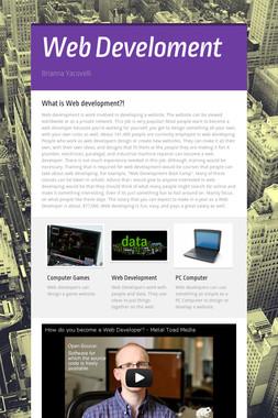 Web Develoment