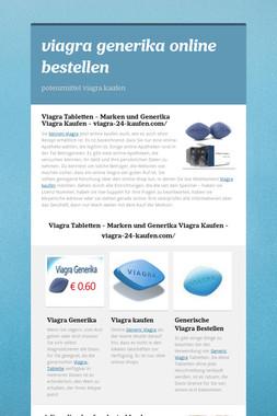 viagra generika online bestellen