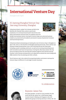 International Venture Day