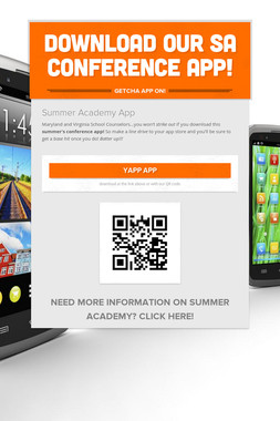 Download Our SA Conference App!