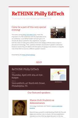 ReTHINK Philly EdTech