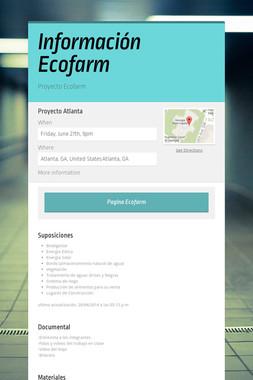 Información Ecofarm