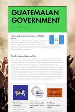 GUATEMALAN GOVERNMENT