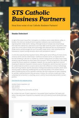 STS Catholic Business Partners