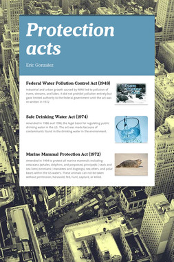 Protection acts