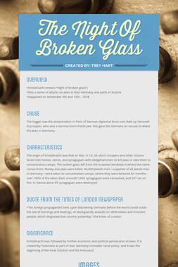 The Night Of Broken Glass