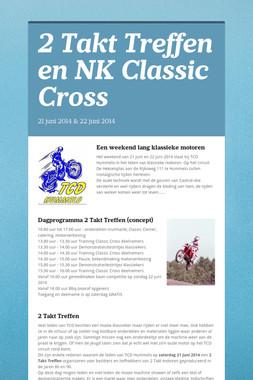 2 Takt Treffen en NK Classic Cross