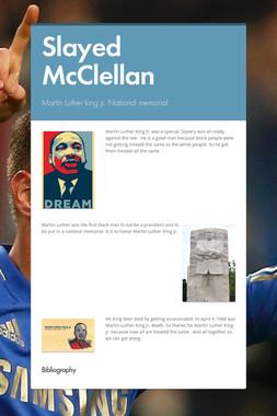 Slayed  McClellan