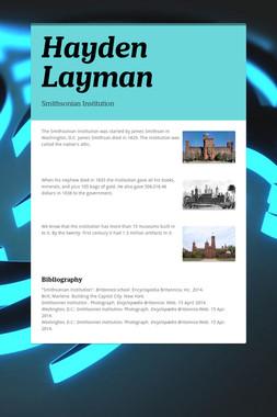 Hayden Layman
