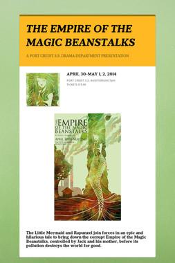 THE EMPIRE OF THE MAGIC BEANSTALKS