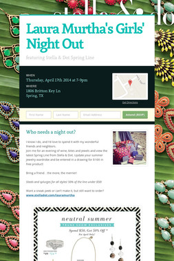 Laura Murtha's Girls' Night Out
