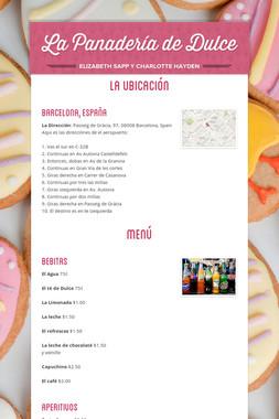 La Panadería de Dulce