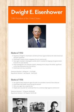 Dwight E. Eisenhower