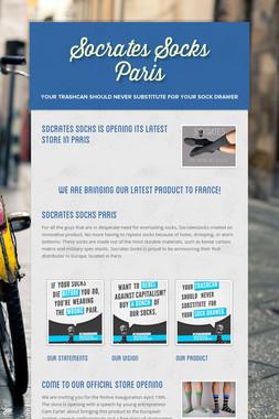 Socrates Socks Paris