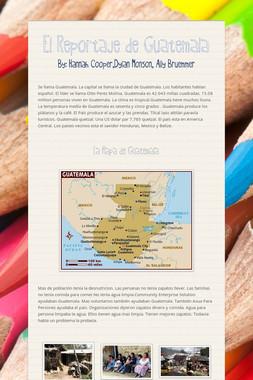 El Reportaje de Guatemala