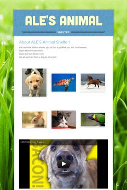 Ale's Animal