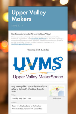 Upper Valley Makers