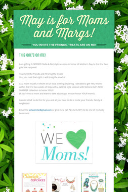 May is for Moms and Margs!
