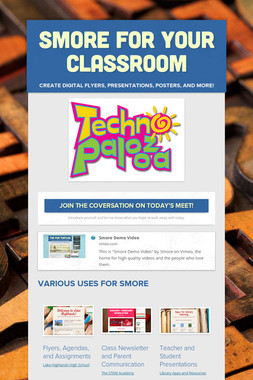 SMORE for YOUR classroom