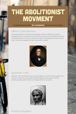 The  Abolitionist Movment