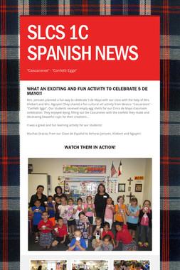 SLCS 1C SPANISH NEWS