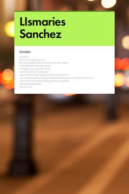 LIsmaries Sanchez