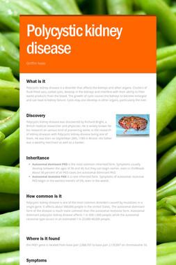 Polycystic kidney disease