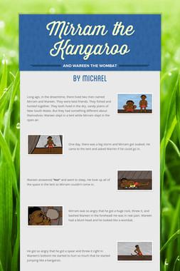 Mirram the Kangaroo