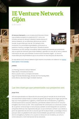 IE Venture Network Gijón