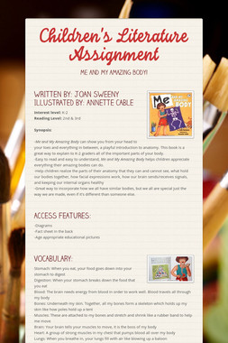 Children's Literature Assignment