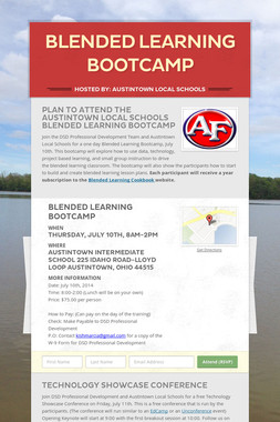 Blended Learning Bootcamp