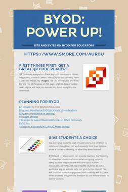 BYOD:  Power Up!