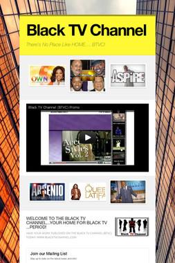 Black TV Channel