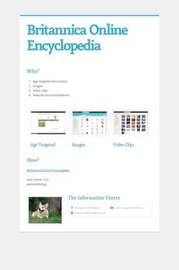 Britannica Online Encyclopedia
