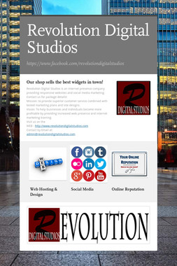 Revolution Digital Studios
