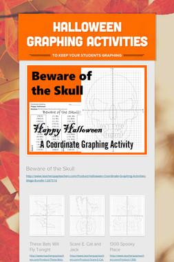 Halloween Graphing Activities