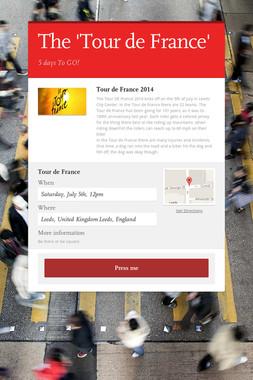 The 'Tour de France'