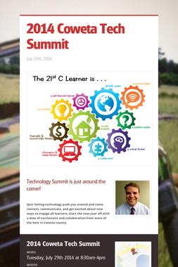 2014 Coweta Tech Summit