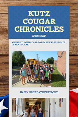 Kutz cOUGAR Chronicles