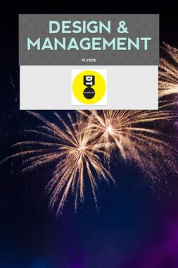 design & management