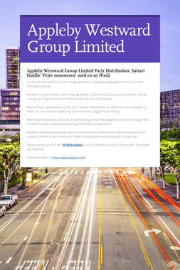 Appleby Westward Group Limited