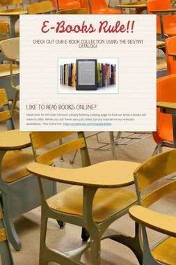 E-Books Rule!!