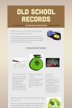 Old School Records