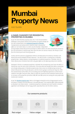 Mumbai Property News
