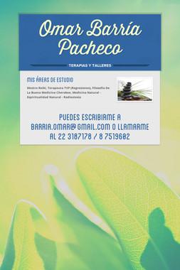 Omar Barría Pacheco