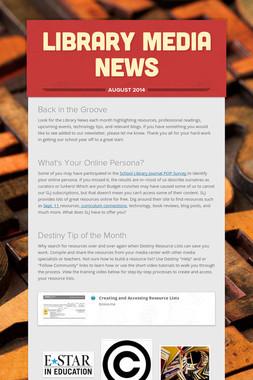 Library Media News