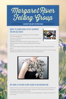 Margaret River Felting Group