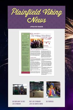 Plainfield Viking News