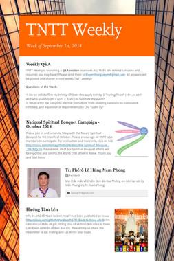 TNTT Weekly