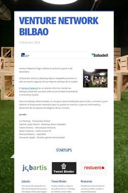 VENTURE NETWORK BILBAO